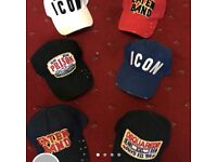 Cap's Dsquared