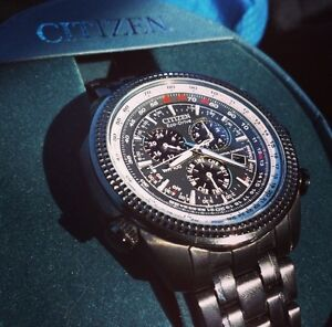 Citizen Eco-Drive perpetual calendar Watch