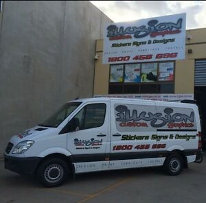 Signwriter,Sticker,Signs,Printing,Design,Installation,Removal Melbourne CBD Melbourne City Preview