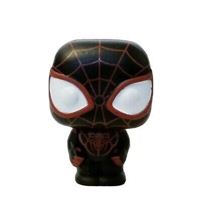 "Funko Pocket Pop Marvel Advent Calendar Miles Morales Spider Man 1.5"" Fig, NRFP"