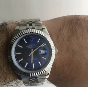 brand new rolex datejust with box