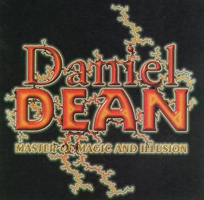 DANIEL DEAN Master Illusionist & Corporate Magician - Magical Publicity Brochure