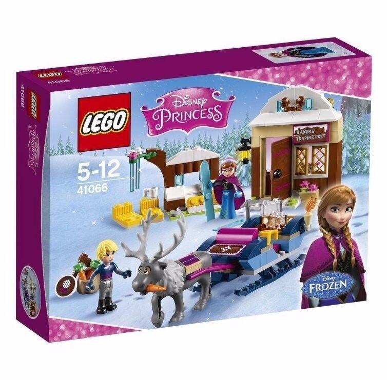 LEGO Disney Princess 41066: Anna & Kristoff's Sleigh Adventure - Brand New Great Bargain