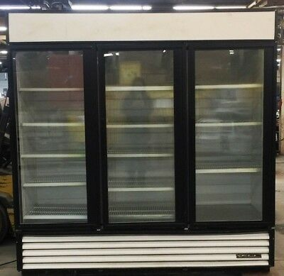 True Manufaturing Co. Refrigerated Merchandiser Model Gdm-72 12 Hp 115 Volt