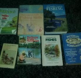 7 Classic fishing books