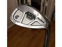 Cleveland RTX 588 Rotex 2.0 54° wedge.