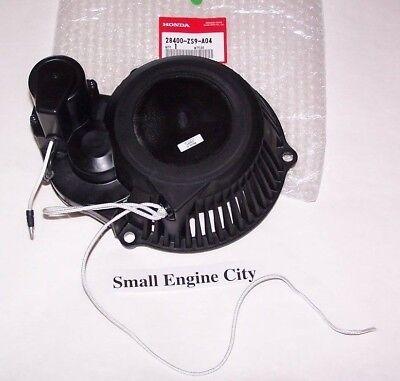 Pet-462 Honda Eu3000is Electric Starter Motor Recoil Generator - 28400-zs9-a04