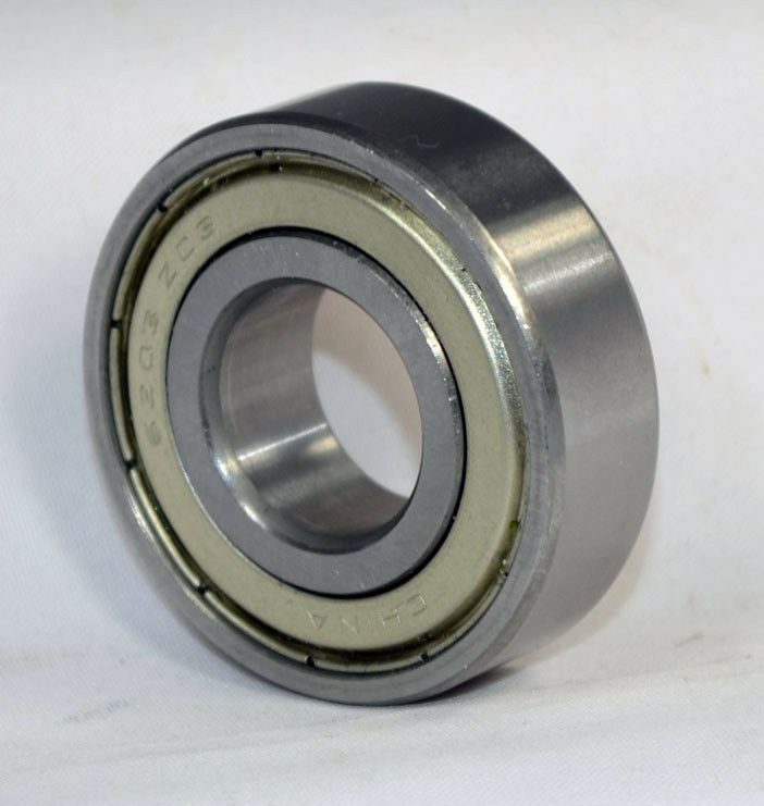 6204-ZZ C3 Premium Shielded Ball Bearing, 20x47x14mm