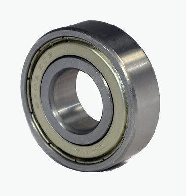 5201-zz Premium Shielded Double Row Angular Contact Ball Bearing 12x32x15.9mm