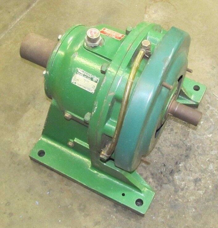 SUMITOMO 2 H1885 SM-CYCLO 59:1 RATIO WORM GEAR SPEED REDUCER GEARBOX REBUILT