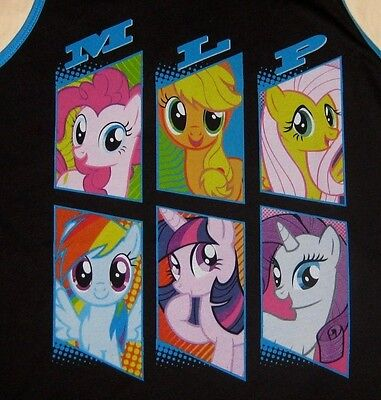 My Little Pony Merchandise (My Little Pony MLP Tank Top Dress Officially Licensed Hasbro)