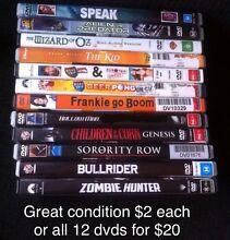 Dvds $2 Each Melton Melton Area Preview
