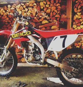 CRF450R 2006