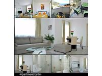 Croatia, new Apartments in Omis,Split. Dalmatian Sandy beach