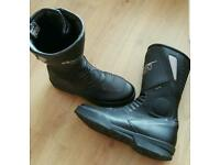 Spada Motorcycle Boots WP