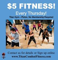 Titan Gym - Group Classes & Personal Training