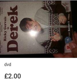 Derek dvd series 1