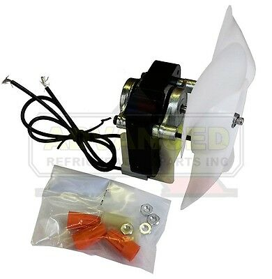 C-frame Evaporator Fan Motor Sm672 23w 220v Reversible 2500rpm