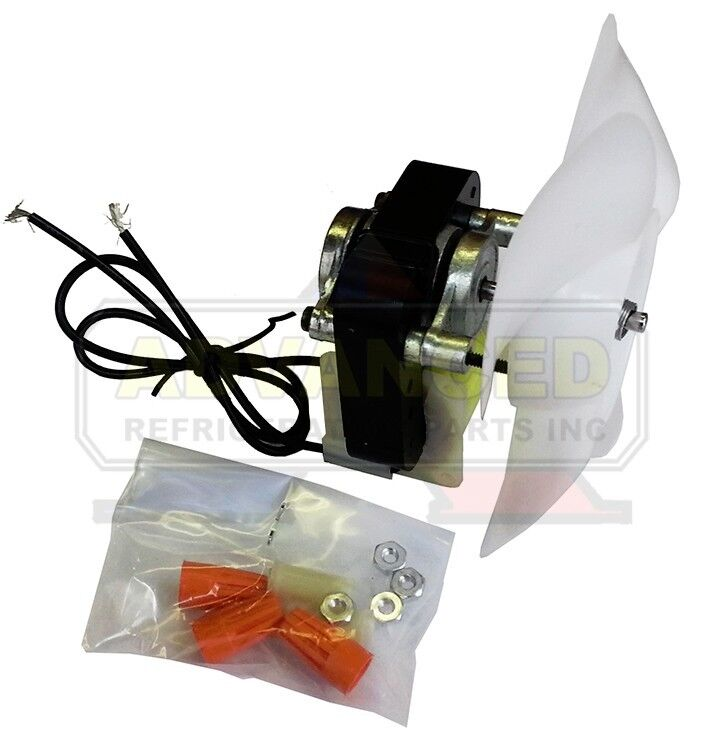 C-FRAME Evaporator Fan Motor SM672/6120, 23W, 220V, Reversible, 2500RPM