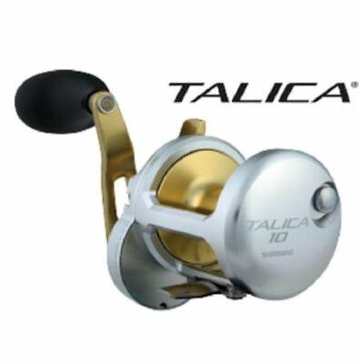Shimano Talica 8II Lever Drag Reel 2 Speed TAC8II