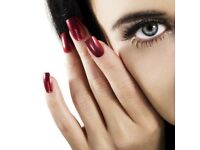 NAILS SHELLAC/EYELASHES EXTENSIONS/MANICURE-PEDICURE