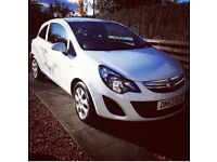 Vauxhall Corsa '63 white, excellent condition