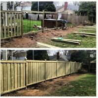 AFFORDABLE FENCING!!! GET YOUR FREE QUOTE TODAY!