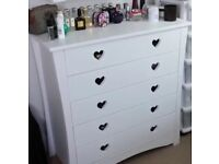 Mia Chest of Drawers RRP £159.99