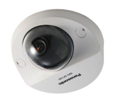 Panasonic Hd Dome Network Camera Wv-sf135