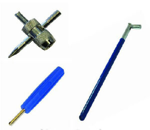 NEW TYRE VALVE REPAIR / REMOVER / PULLER TOOL KIT