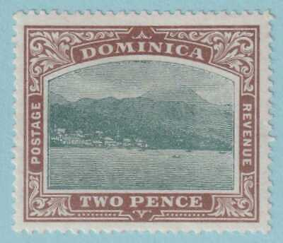 DOMINICA 27 MINT HINGED OG*  NO FAULTS EXTRA FINE