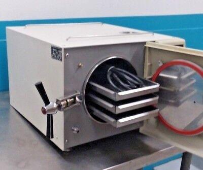 Tuttnauer 2340mk Steam Autoclavesterilizer 30 Day Warranty