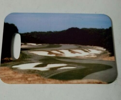 Bethpage BLACK Bag Tag of Hole #4 that Ships Free w/Buy it Now! (New)