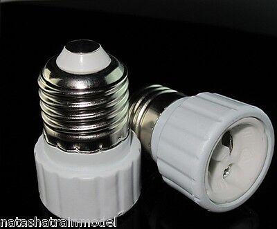 Adaptador Convertidor Adaptador Lámpara Base E27A GU10 Ce Dve