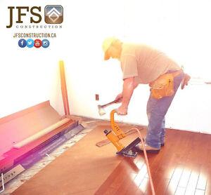 Complete Flooring Services K-W | Family Run Kitchener / Waterloo Kitchener Area image 1