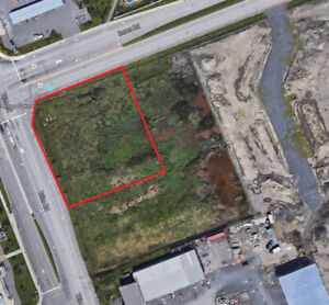 BUILD-TO-SUIT RETAIL OPPORTUNITY FOR LEASE IN ORLEANS