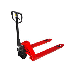 NEW HEAVY DUTY 6600 LBS PALLET JACK 1000'S SOLD ! QUALITY JACK !