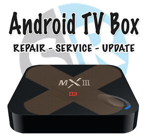 Kodi (XBMC). I can install, update and reconfigure for 25$