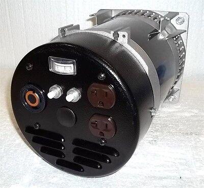 Meccalte Tapered Cone 5000 Watt Generator Head W Panel S16w-105tp
