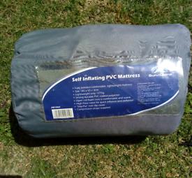 Camping mat/mattress. Single