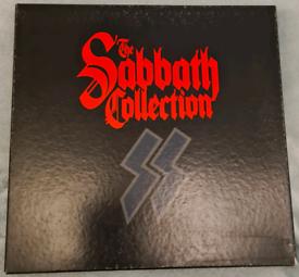 Black Sabbath - The Sabbath Collection - Boxset