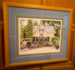 Laura Berry Art Print Signed and Numbered Kitchener / Waterloo Kitchener Area image 1