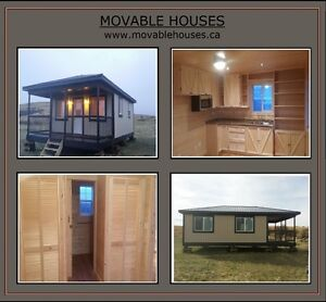 Movable Houses - Oil Field Offices - Residences