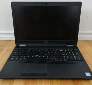 Dell Laptop Precision 3510 15 inch Core i5 Perfect Condition