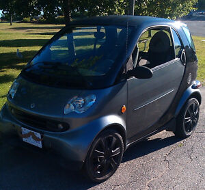 2005 Smart Fortwo Fun car cheap on fuel its a diesel