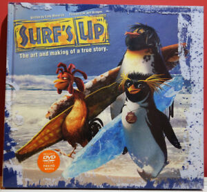 Surf's Up : The art and making of a true story