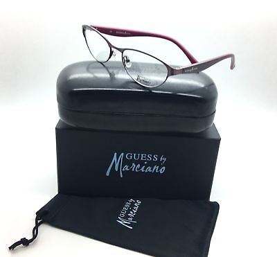 Guess By Marciano Lila Brille GM 176 Mpur 53 mm Designer Demo Linsen