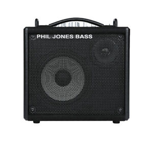 New Phil Jones Bass Micro 7 Bass Amp - free Shipping in Canada
