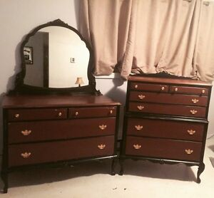 Beautiful Antique dressers Refinished
