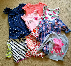 Brand name 3T clothes for your little one